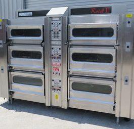 Moffat Rotel II, 20 Tray Oven 18 Inch