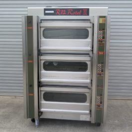 Moffat Mini Rotel R12, 12 Tray, 16 Inch Oven