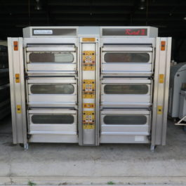 Moffat Rotel II R24, 24 Tray Oven 16 Inch Oven #SH2006