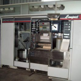 Moffat Genesis Compact 300 Bakery System