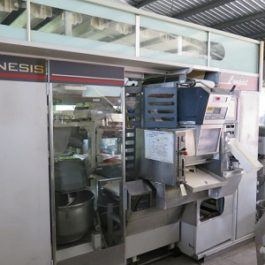 Moffat Genesis Bakery System Compact 300