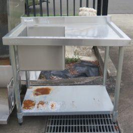 Stainless Steel Sink Workbench