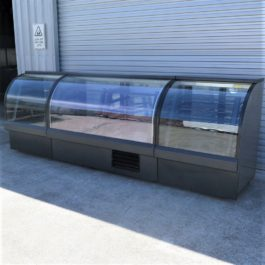 Shopfront Display Cabinet Set