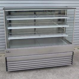 Koldtech Shopfront Ambient Display Cabinet