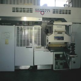 Moffat Genesis Compact Gold Bakery System
