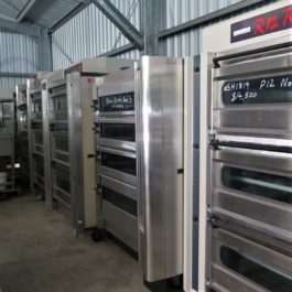 Rotel Ovens